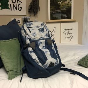The North Face Recon Backpack Yosemite Print